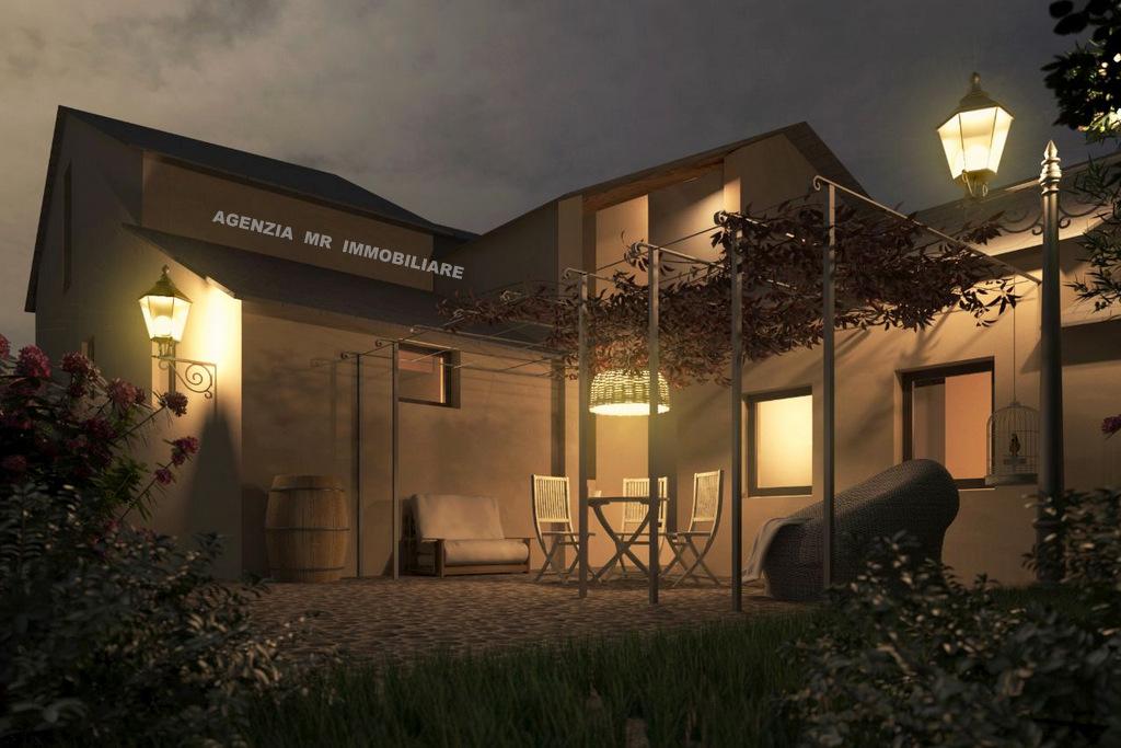 Andora (SV): Terreno con progetto approvato