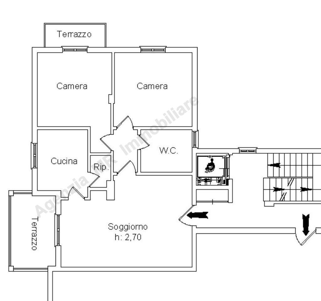 Carcare (SV): Vendesi Appartamento di Nuova costruzione