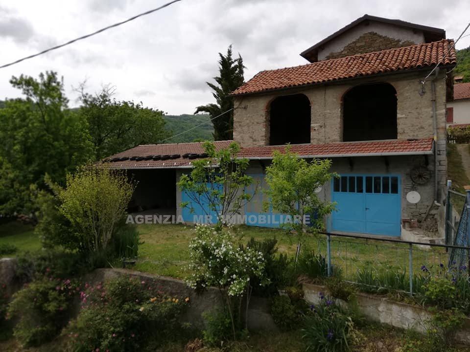 Spigno Monferrato (AL): Caratteristica Proprietà Immobiliare